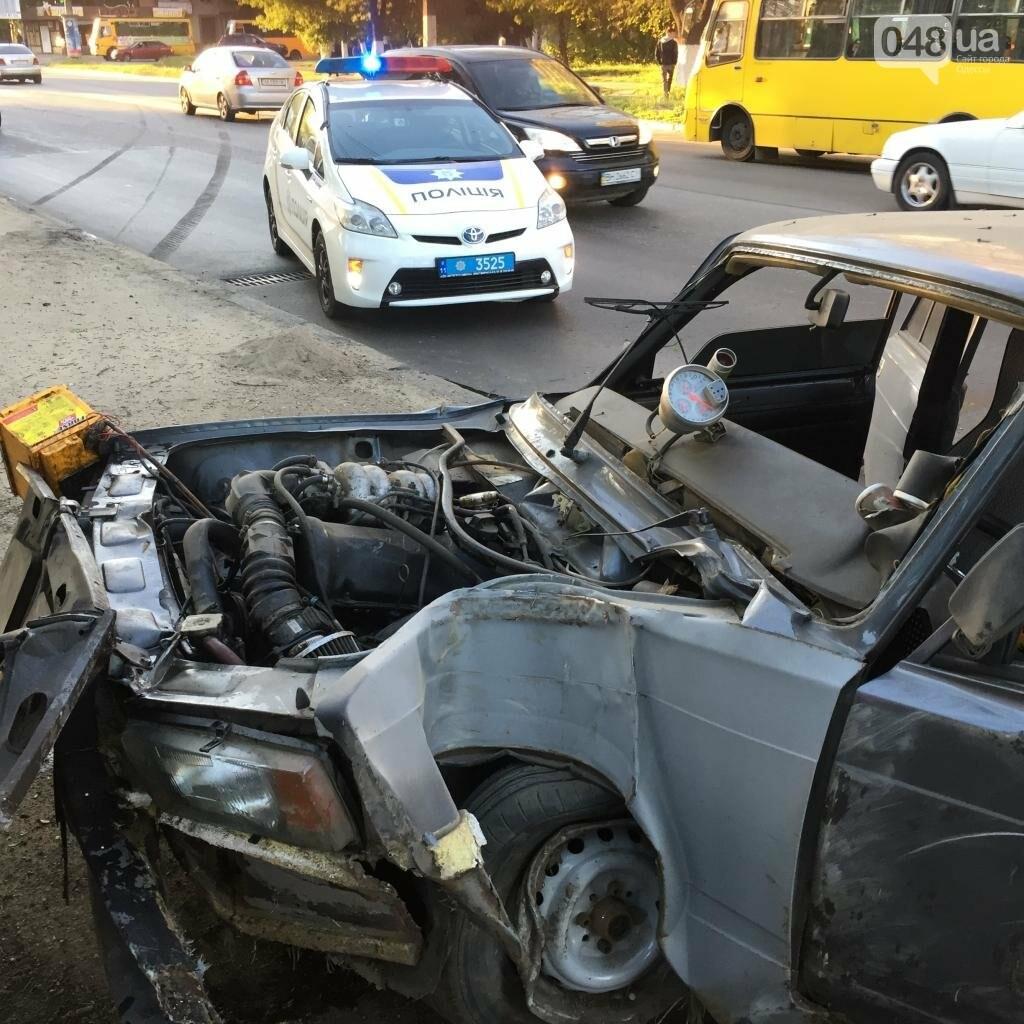 В жуткой аварии на одесских Черемушках ребенок чудом остался цел (ФОТО), фото-2