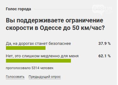 Когда в Одессе начнут штрафовать за скорость свыше 50 км/ч и зачем это вообще нужно (ФОТО), фото-1