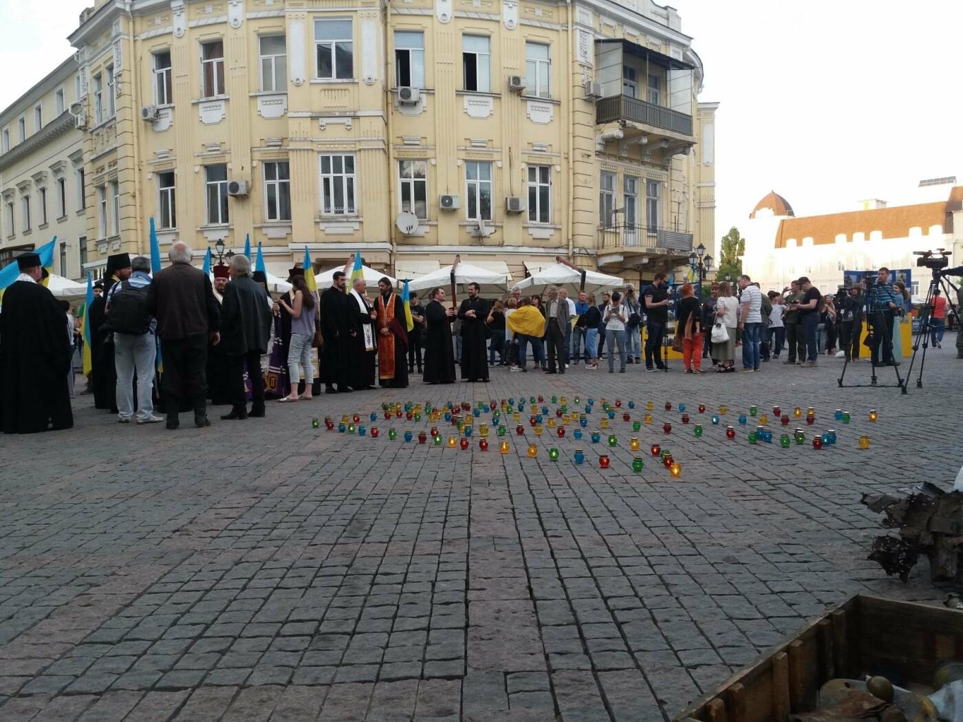 На Греческой площади в Одессе прошел «День сопротивления» (ФОТО), фото-2
