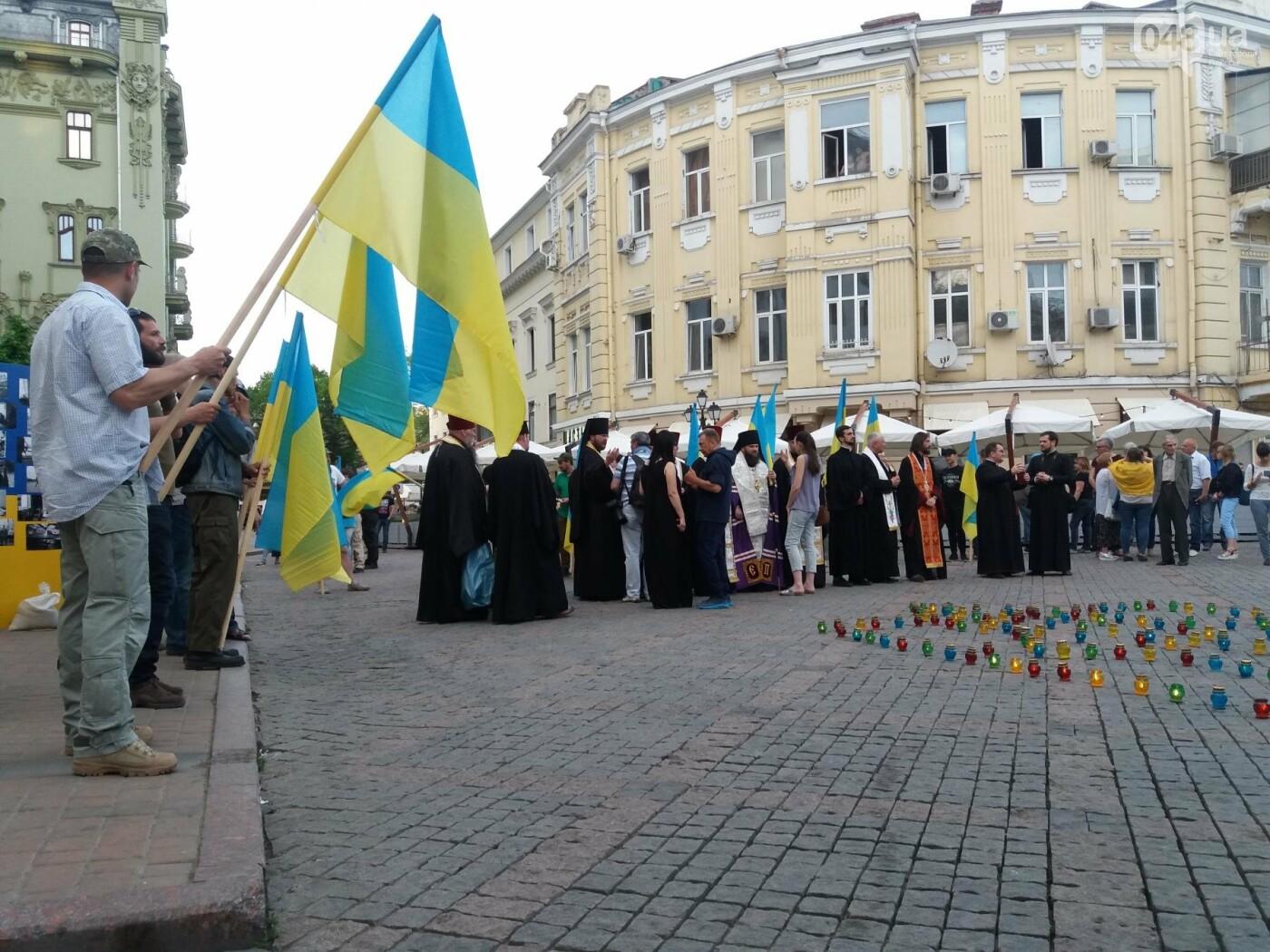 На Греческой площади в Одессе прошел «День сопротивления» (ФОТО), фото-1