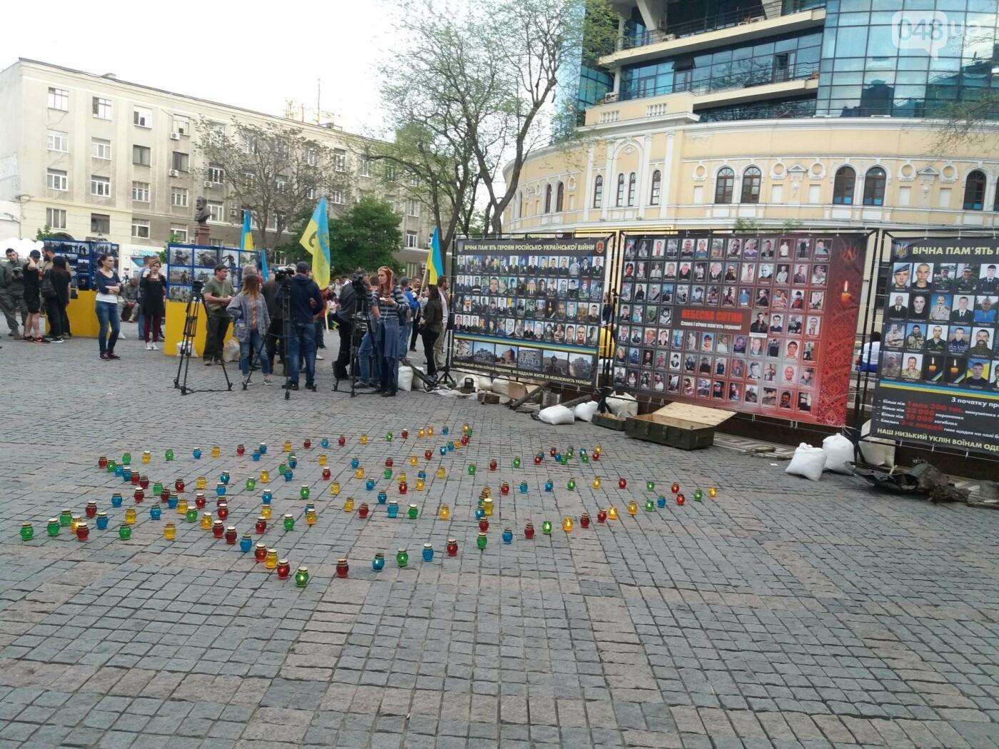 На Греческой площади в Одессе прошел «День сопротивления» (ФОТО), фото-4