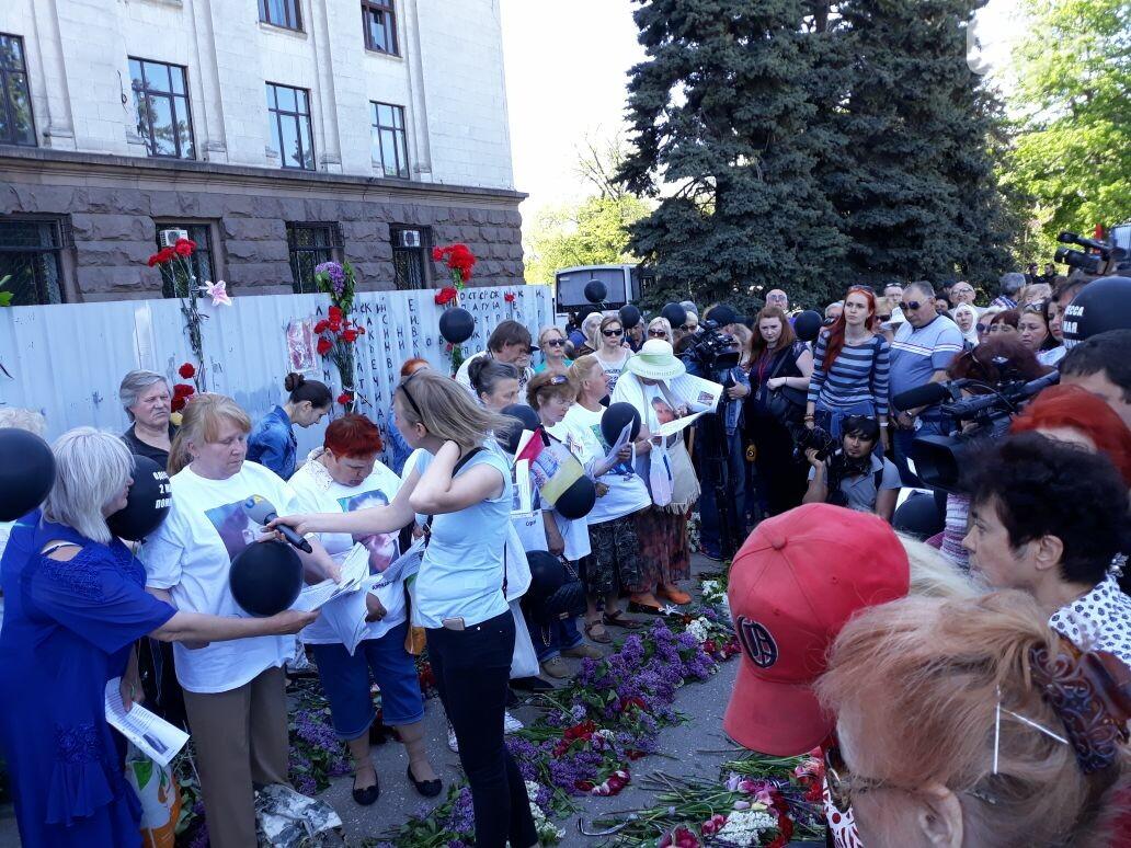 Как Одесса пережила 4-ю годовщину 2 мая: хронология событий (ФОТО, ВИДЕО), фото-9
