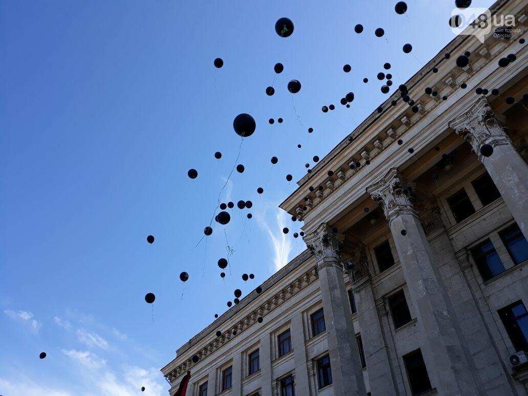 Как Одесса пережила 4-ю годовщину 2 мая: хронология событий (ФОТО, ВИДЕО), фото-12
