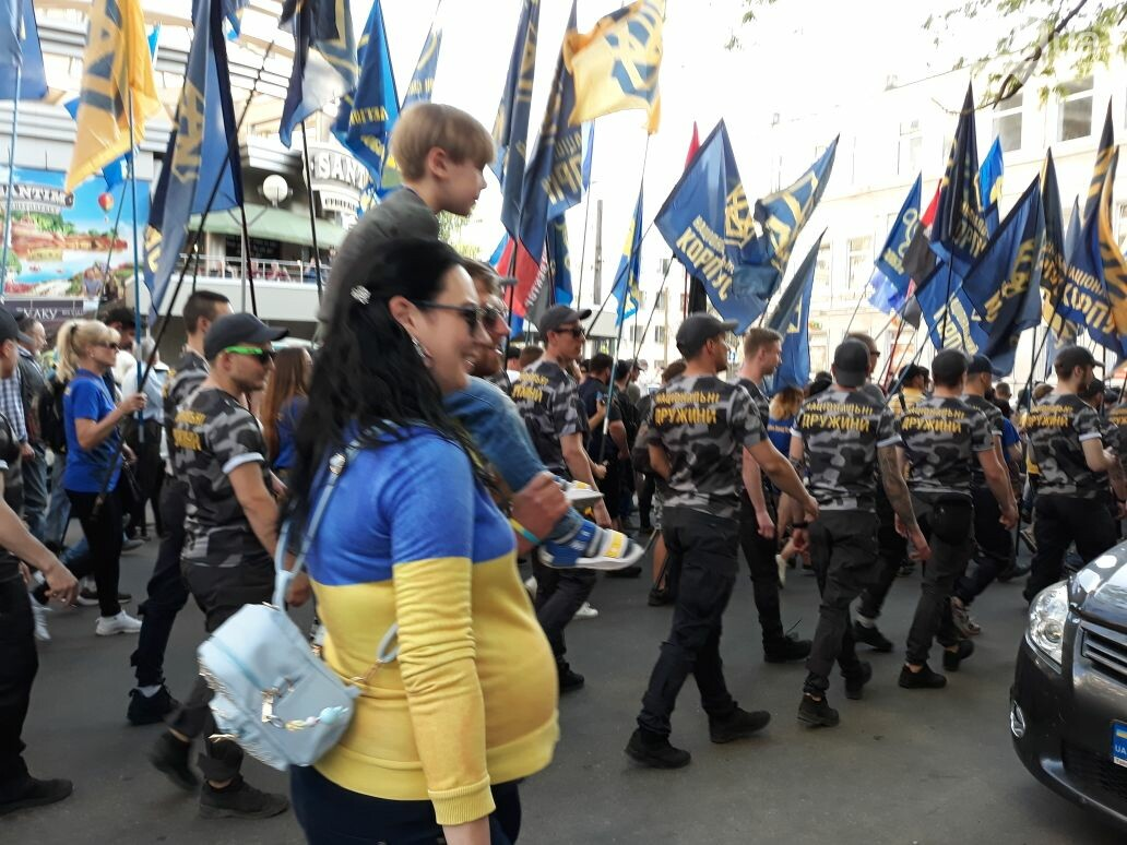 Как Одесса пережила 4-ю годовщину 2 мая: хронология событий (ФОТО, ВИДЕО), фото-22