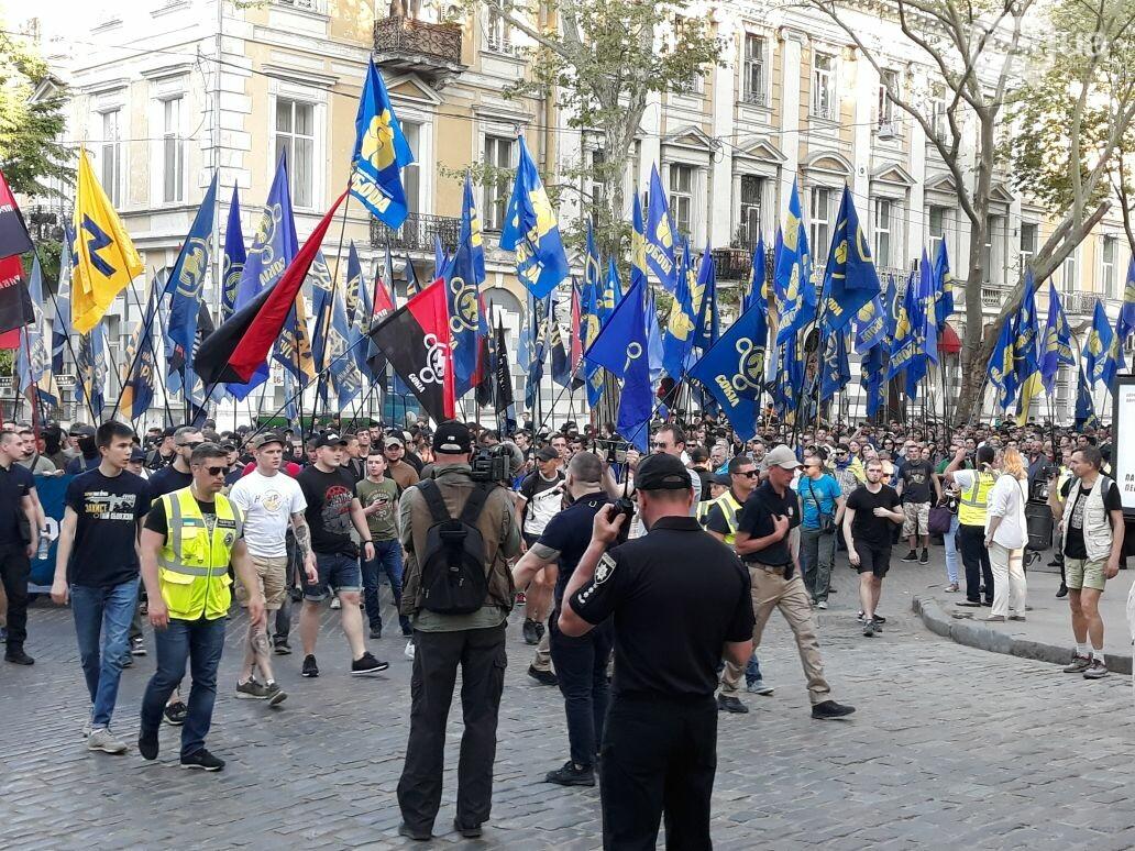 Как Одесса пережила 4-ю годовщину 2 мая: хронология событий (ФОТО, ВИДЕО), фото-25