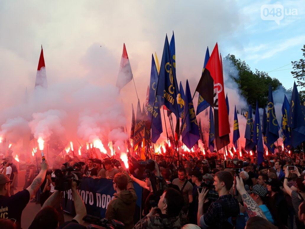 Как Одесса пережила 4-ю годовщину 2 мая: хронология событий (ФОТО, ВИДЕО), фото-39