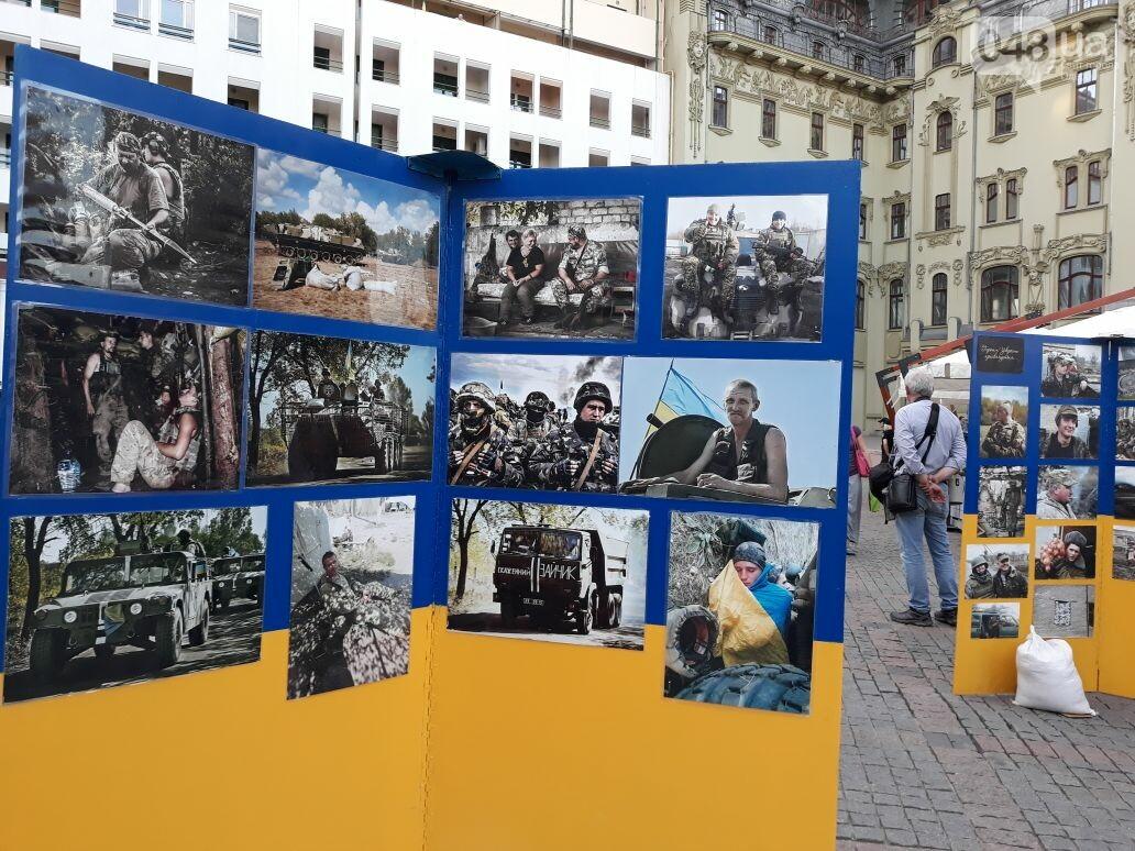 Как Одесса пережила 4-ю годовщину 2 мая: хронология событий (ФОТО, ВИДЕО), фото-44