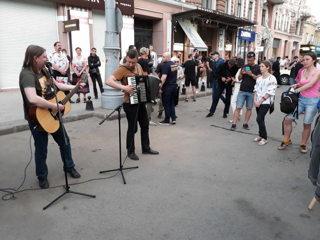 Как Одесса пережила 4-ю годовщину 2 мая: хронология событий (ФОТО, ВИДЕО), фото-51