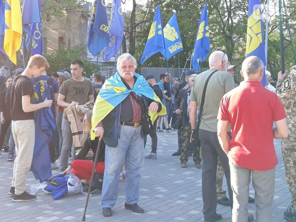 Как Одесса пережила 4-ю годовщину 2 мая: хронология событий (ФОТО, ВИДЕО), фото-21