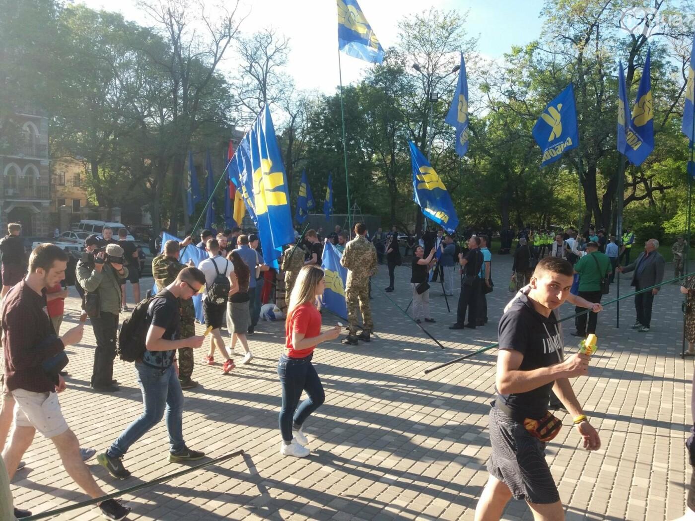 Как Одесса пережила 4-ю годовщину 2 мая: хронология событий (ФОТО, ВИДЕО), фото-18