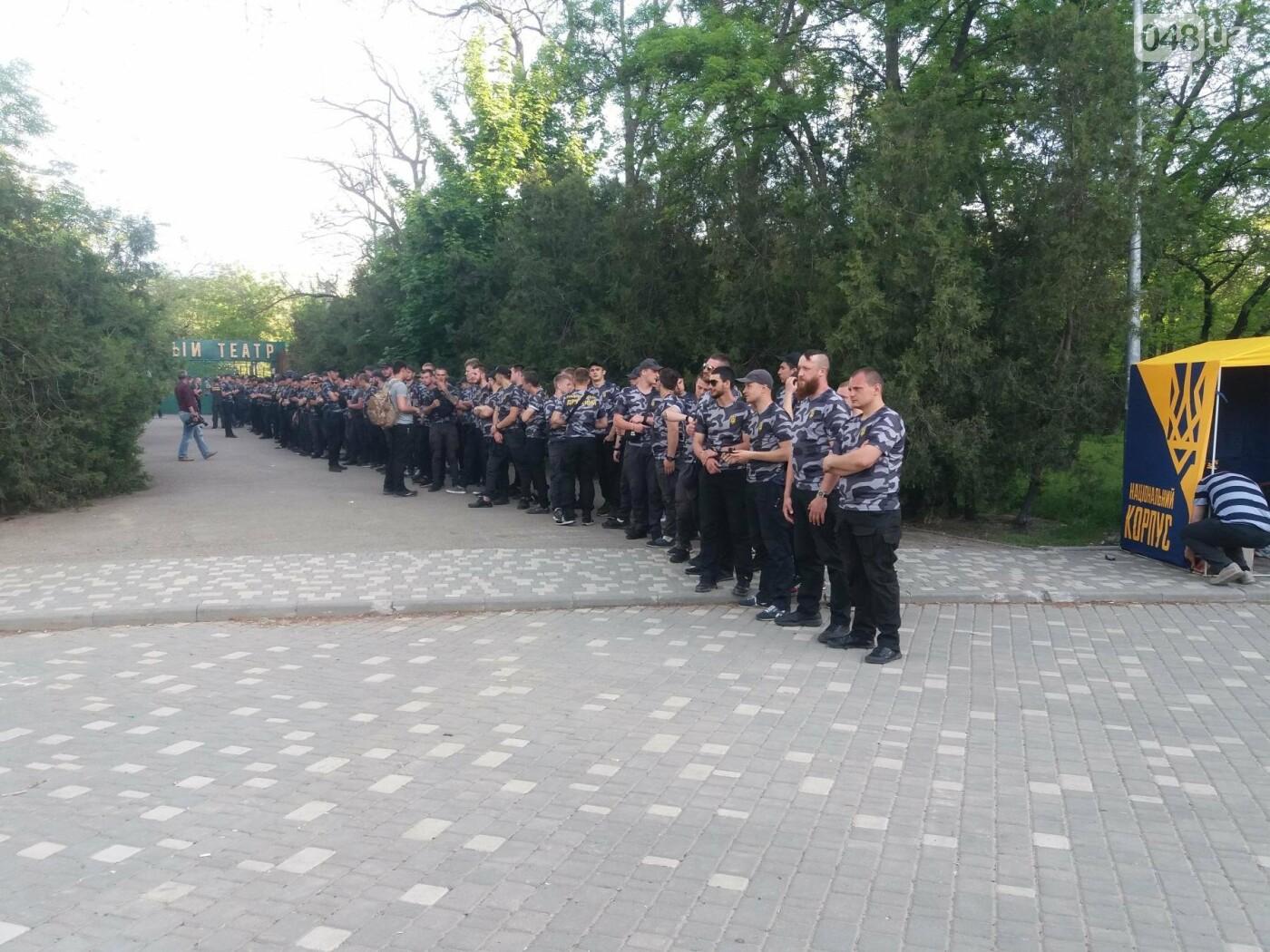 Как Одесса пережила 4-ю годовщину 2 мая: хронология событий (ФОТО, ВИДЕО), фото-15