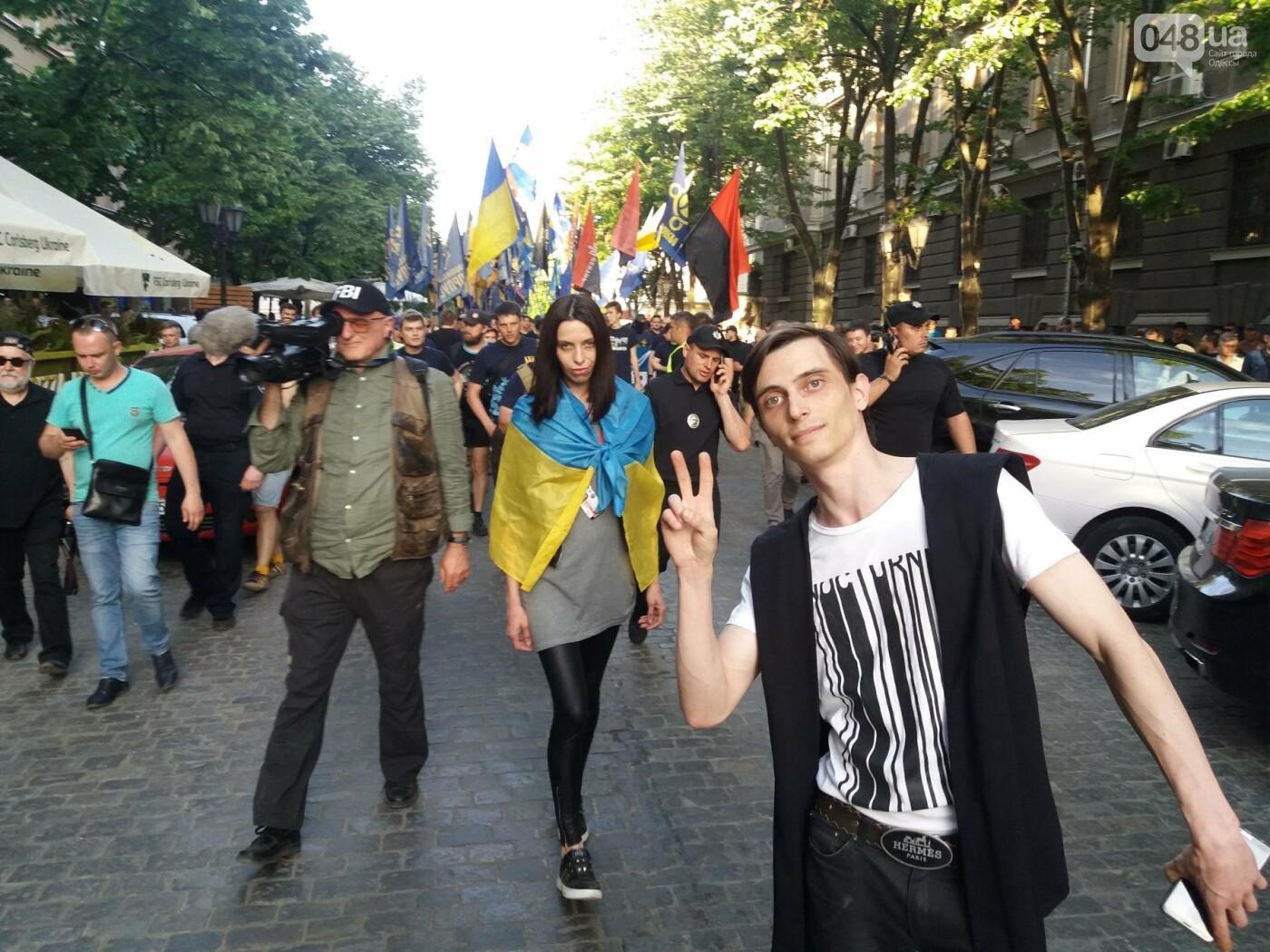 Как Одесса пережила 4-ю годовщину 2 мая: хронология событий (ФОТО, ВИДЕО), фото-29