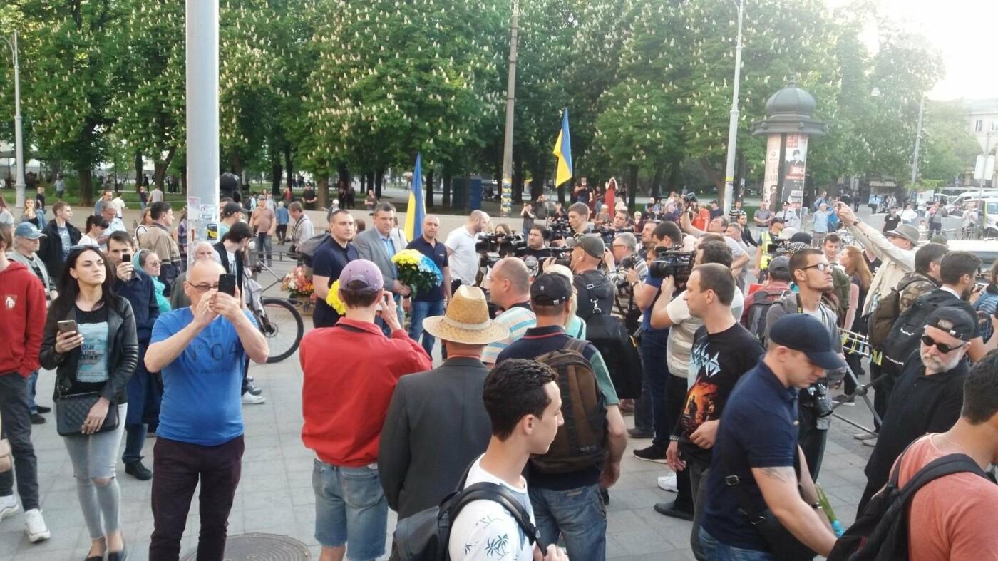 Как Одесса пережила 4-ю годовщину 2 мая: хронология событий (ФОТО, ВИДЕО), фото-26