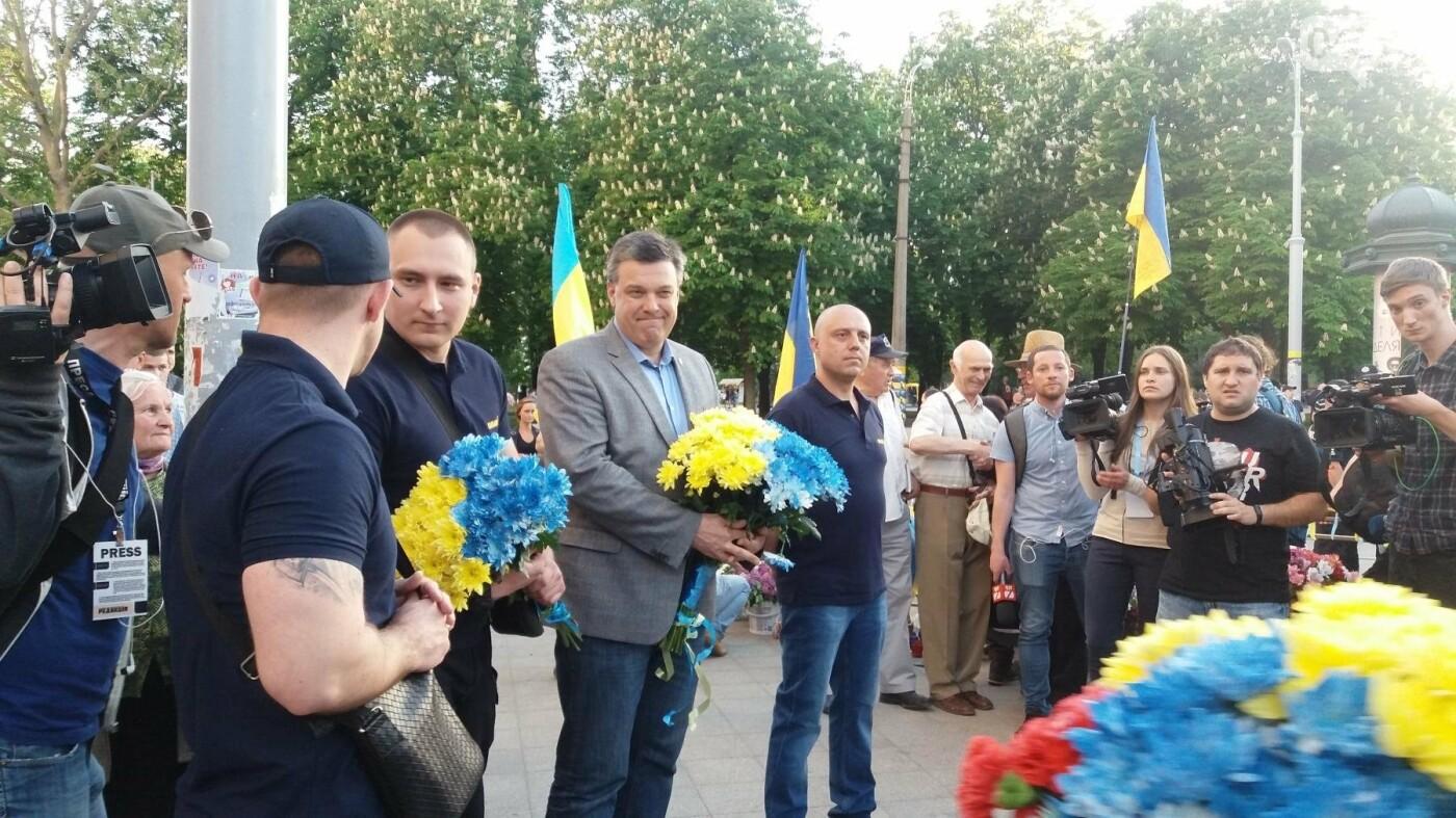 Как Одесса пережила 4-ю годовщину 2 мая: хронология событий (ФОТО, ВИДЕО), фото-42