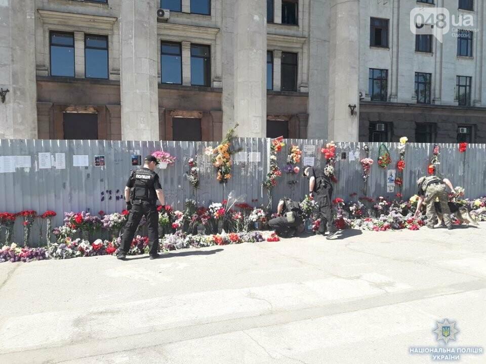 Как Одесса пережила 4-ю годовщину 2 мая: хронология событий (ФОТО, ВИДЕО), фото-4
