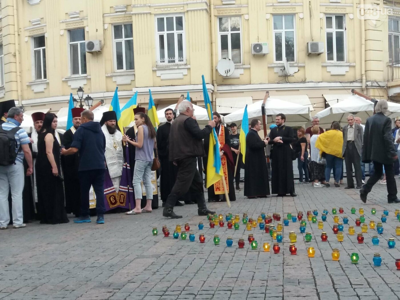 Как Одесса пережила 4-ю годовщину 2 мая: хронология событий (ФОТО, ВИДЕО), фото-45