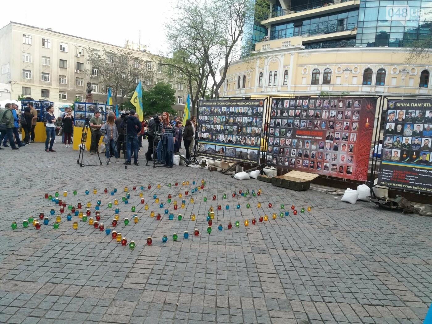 Как Одесса пережила 4-ю годовщину 2 мая: хронология событий (ФОТО, ВИДЕО), фото-50