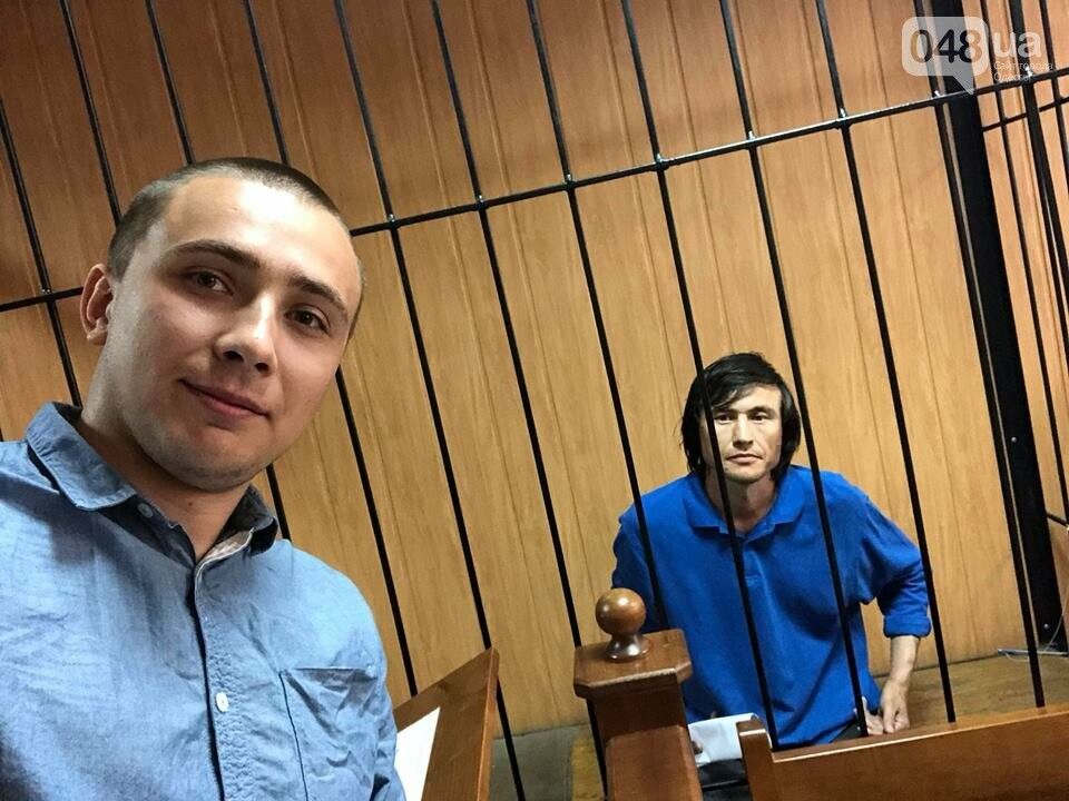 Горе-киллера, задержанного при попытке убийства одесского активиста, оставили под арестом (ФОТО, ВИДЕО) , фото-1