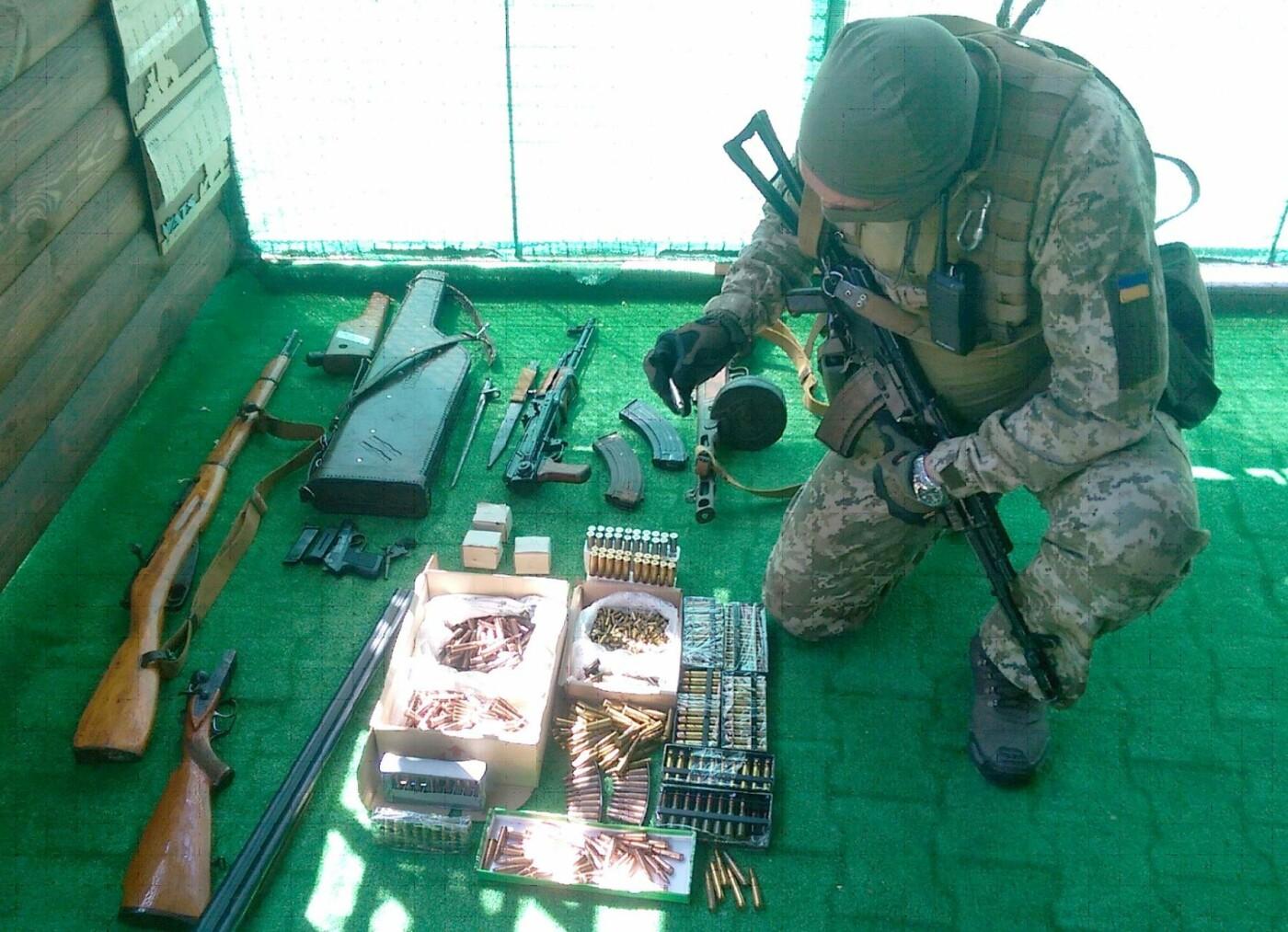 Арсенал огнестрельного оружия выявили и изъяли одесские правоохранители (ФОТО), фото-6