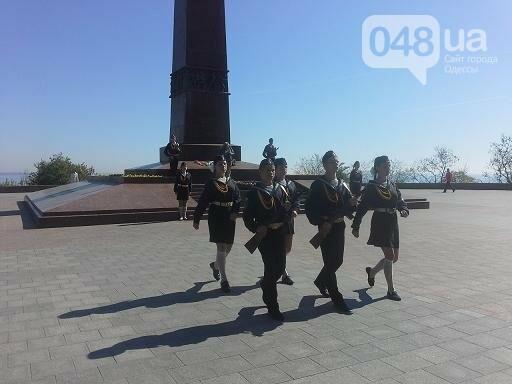 Одесский горсовет рассказал, как встречал делегацию ветеранов из воевавшей на стороне Германии страны (ФОТО)  , фото-2