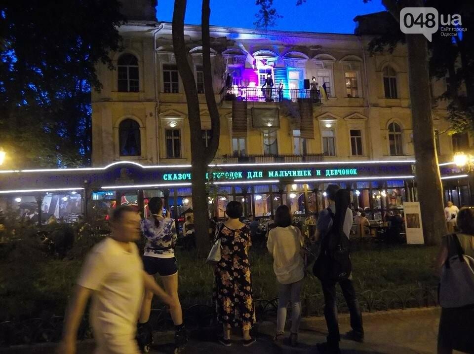 В Одессе заявила о себе новая культурная площадка: приходи развлекаться бесплатно, - ФОТО, ВИДЕО, фото-4