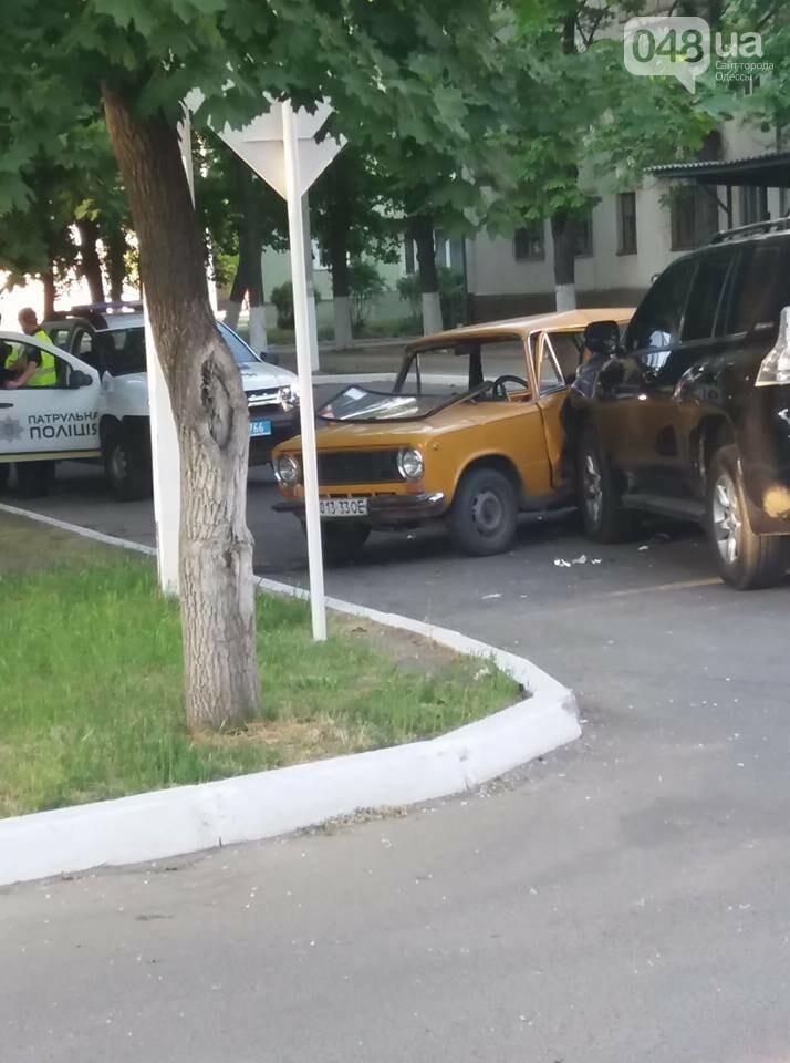Одесский депутат попала в крупную аварию: пострадал человек, - ФОТО, фото-1