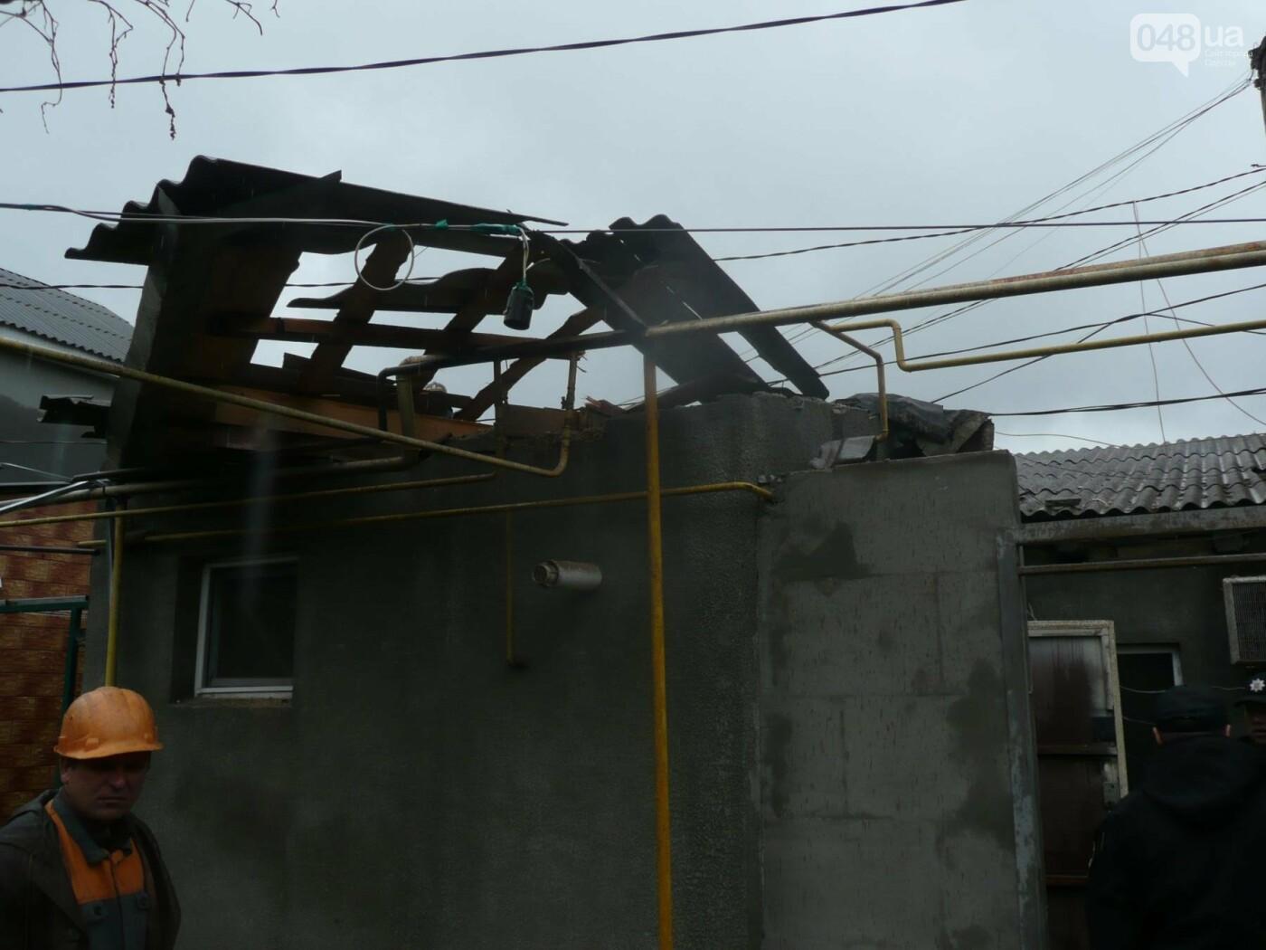 В Одессе в результате взрыва в здании обгорел мужчина, - ФОТО , фото-4