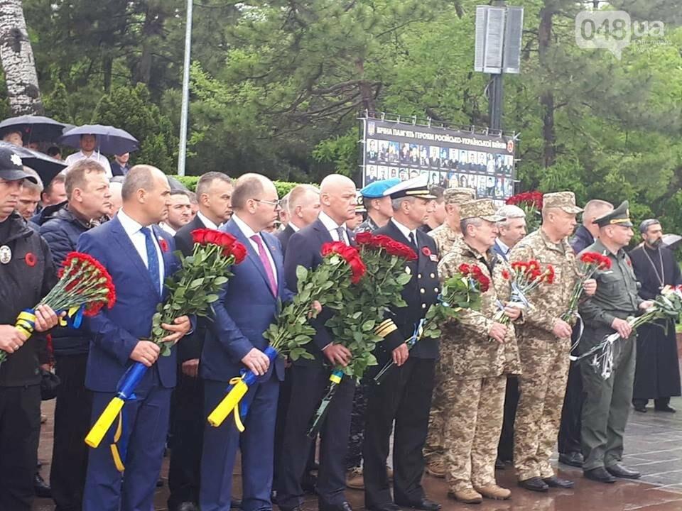 В Одессе началась выставка памяти героев украинско-российской войны, - ФОТО, фото-3