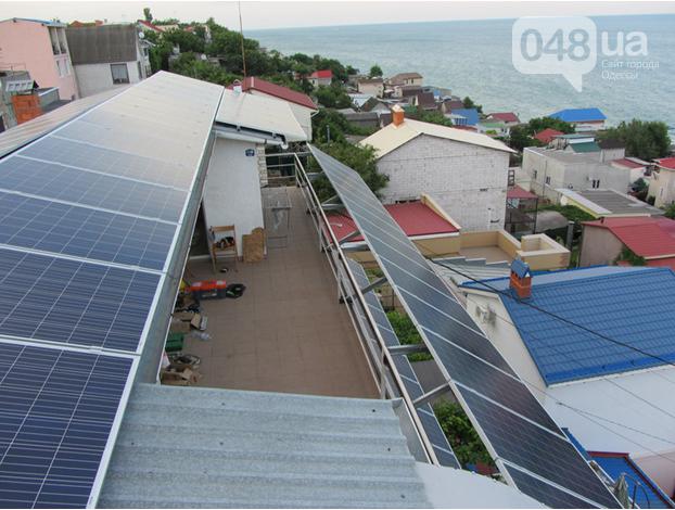 Солнечные электростанции в Одессе, фото-1