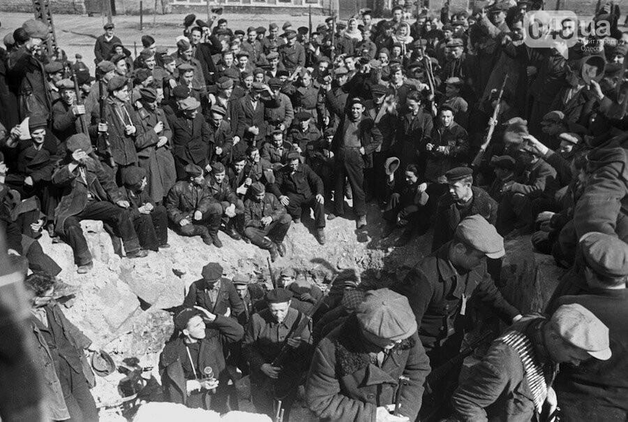 Никогда снова: Одесса помнит о жертвах Второй мировой войны, - ФОТО, фото-4