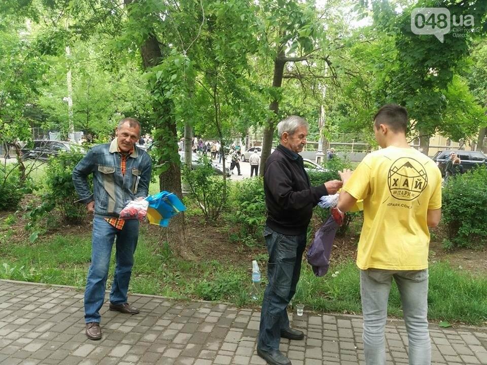 В Одессе задержали первую сторонницу российской агрессии против Украины, фото-3