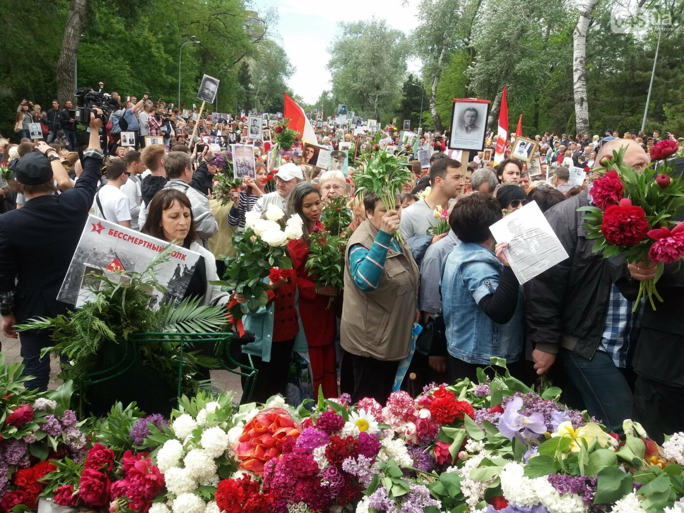 9 Мая в Одессе: как это было, - ФОТО, ВИДЕО, фото-10