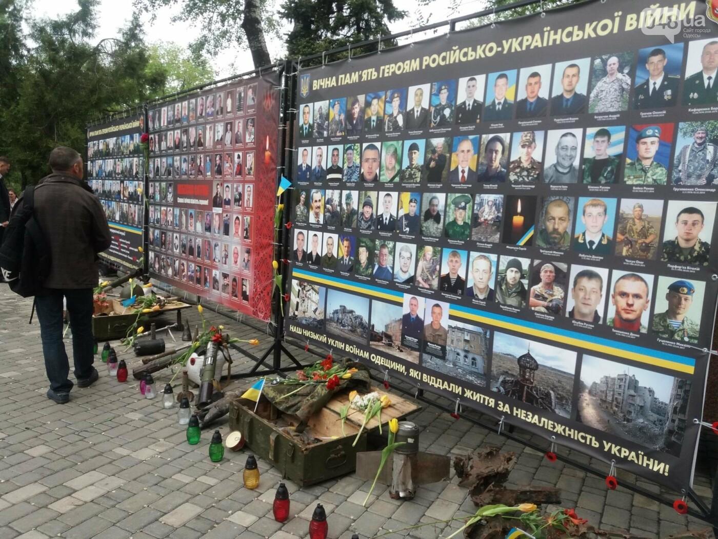 9 мая в Одессе: хронология событий и итоги, - ФОТО, ВИДЕО, фото-15