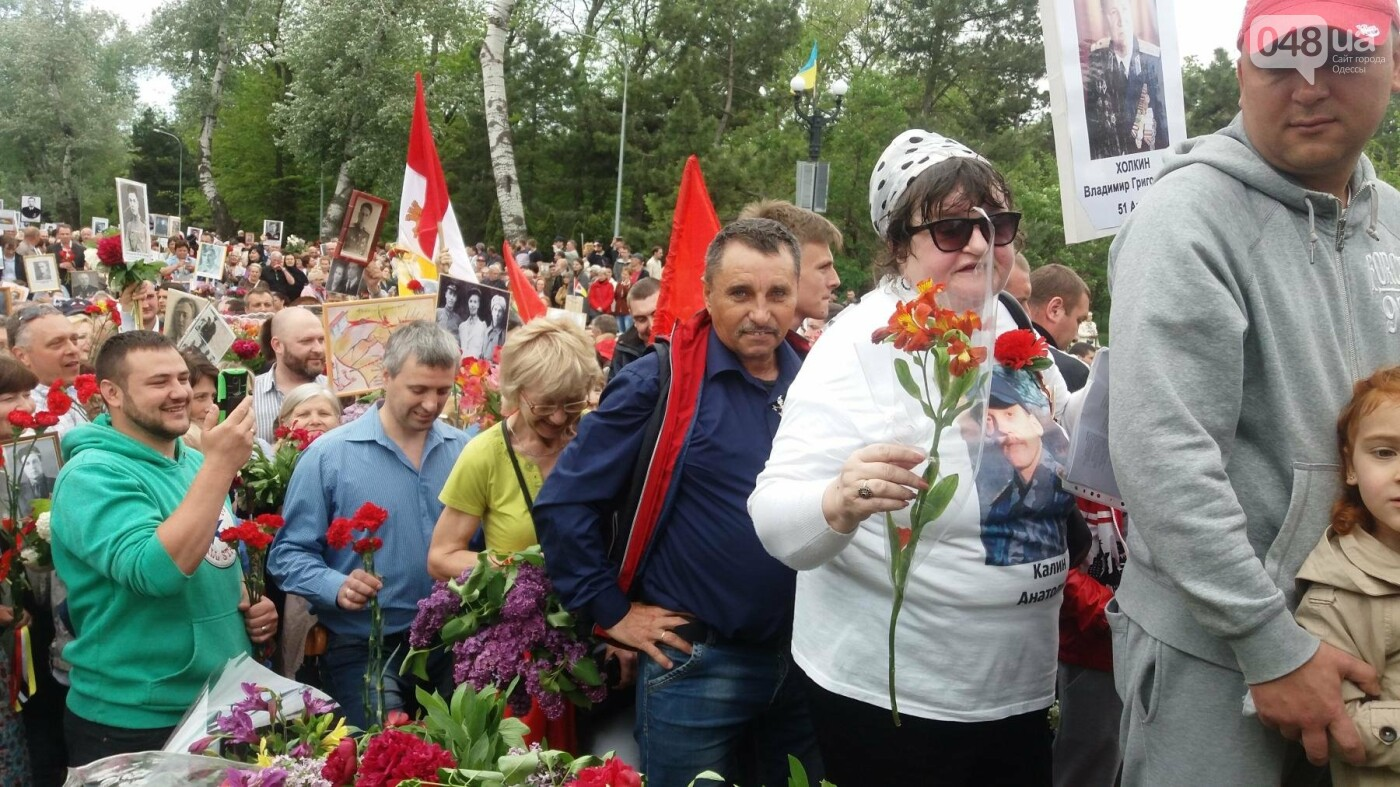 9 мая в Одессе: хронология событий и итоги, - ФОТО, ВИДЕО, фото-23
