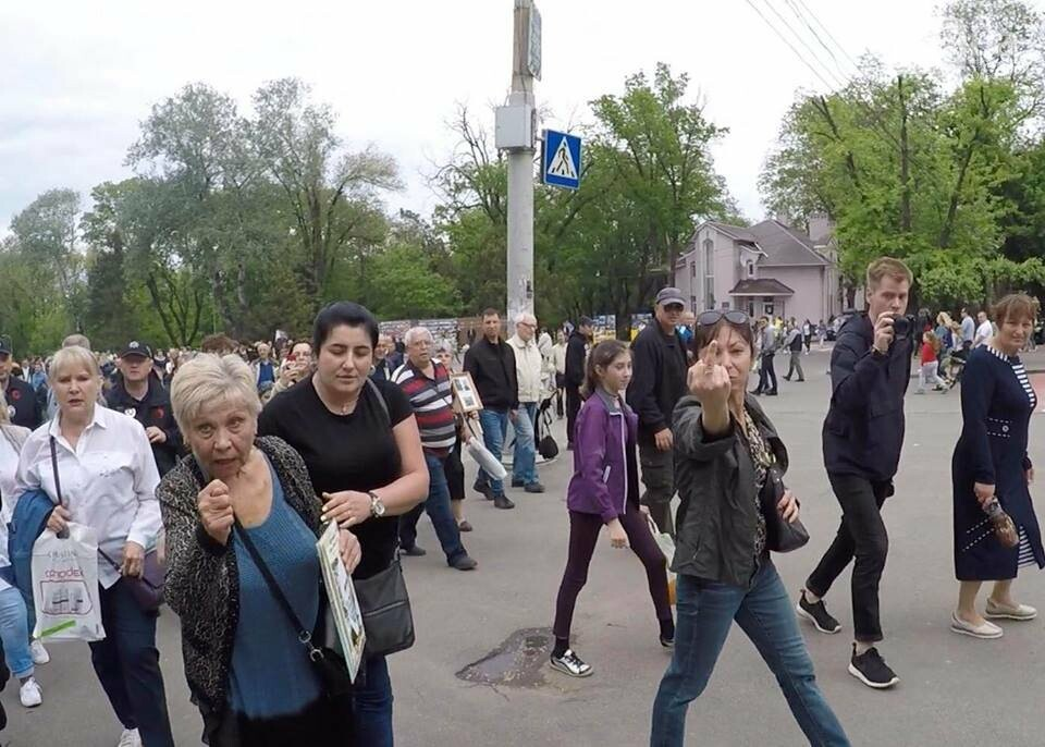 9 мая в Одессе: хронология событий и итоги, - ФОТО, ВИДЕО, фото-7