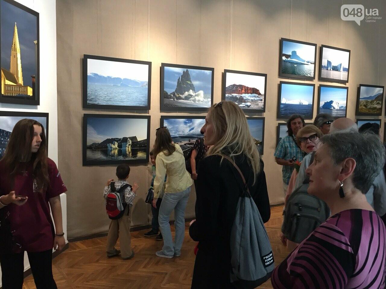 Арктическая сага: На фотовыставке в Одессе можно помочь детям, - ФОТО, ВИДЕО, фото-23