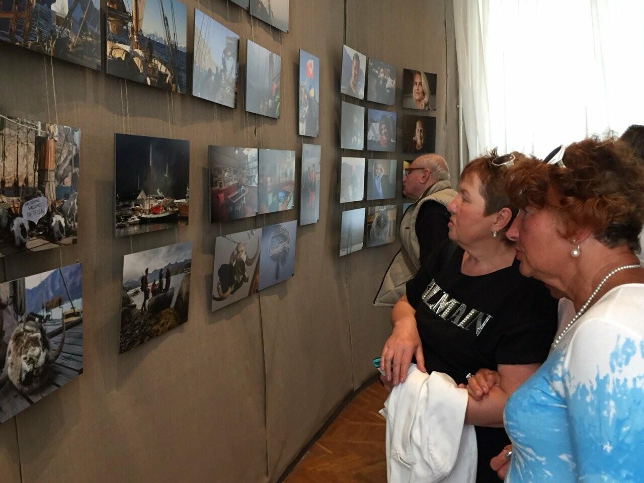 Арктическая сага: На фотовыставке в Одессе можно помочь детям, - ФОТО, ВИДЕО, фото-13