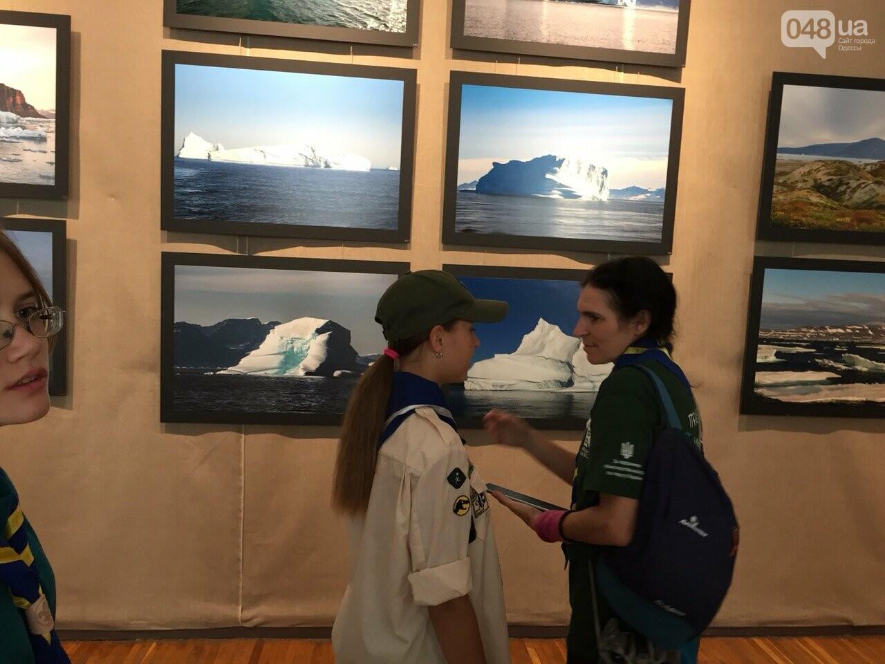 Арктическая сага: На фотовыставке в Одессе можно помочь детям, - ФОТО, ВИДЕО, фото-2
