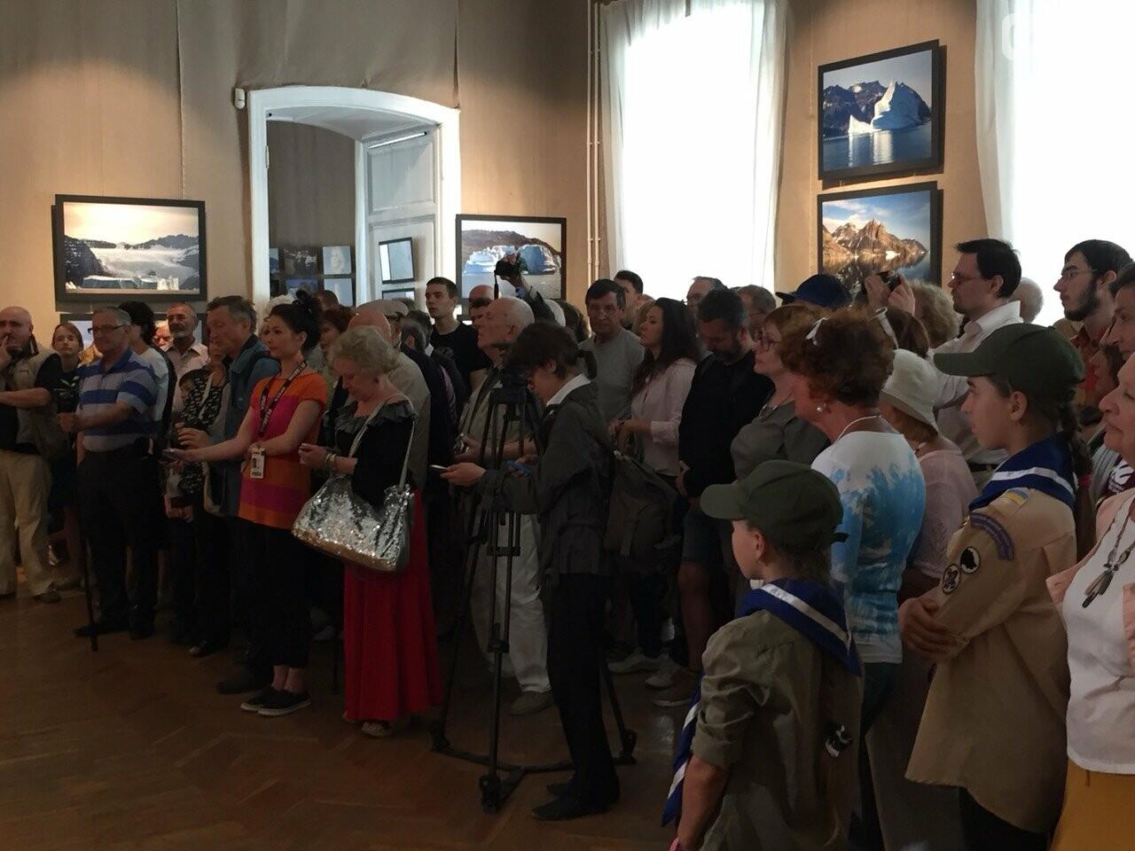 Арктическая сага: На фотовыставке в Одессе можно помочь детям, - ФОТО, ВИДЕО, фото-8
