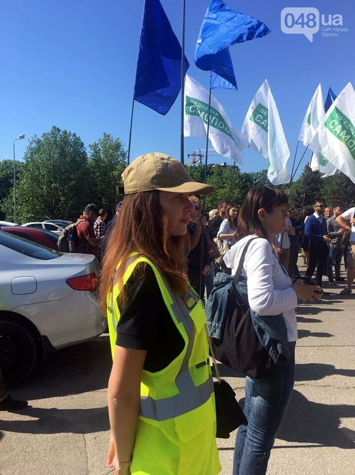 Как в Одессе говорили «Нет» выборам по законам Януковича, - ФОТО, фото-2