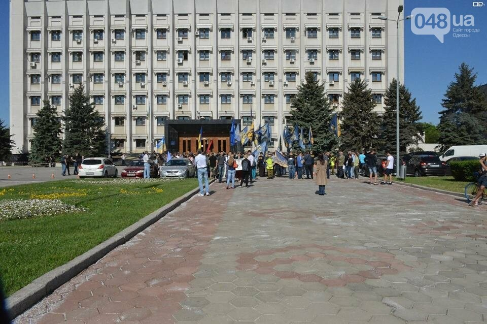 Как в Одессе говорили «Нет» выборам по законам Януковича, - ФОТО, фото-3