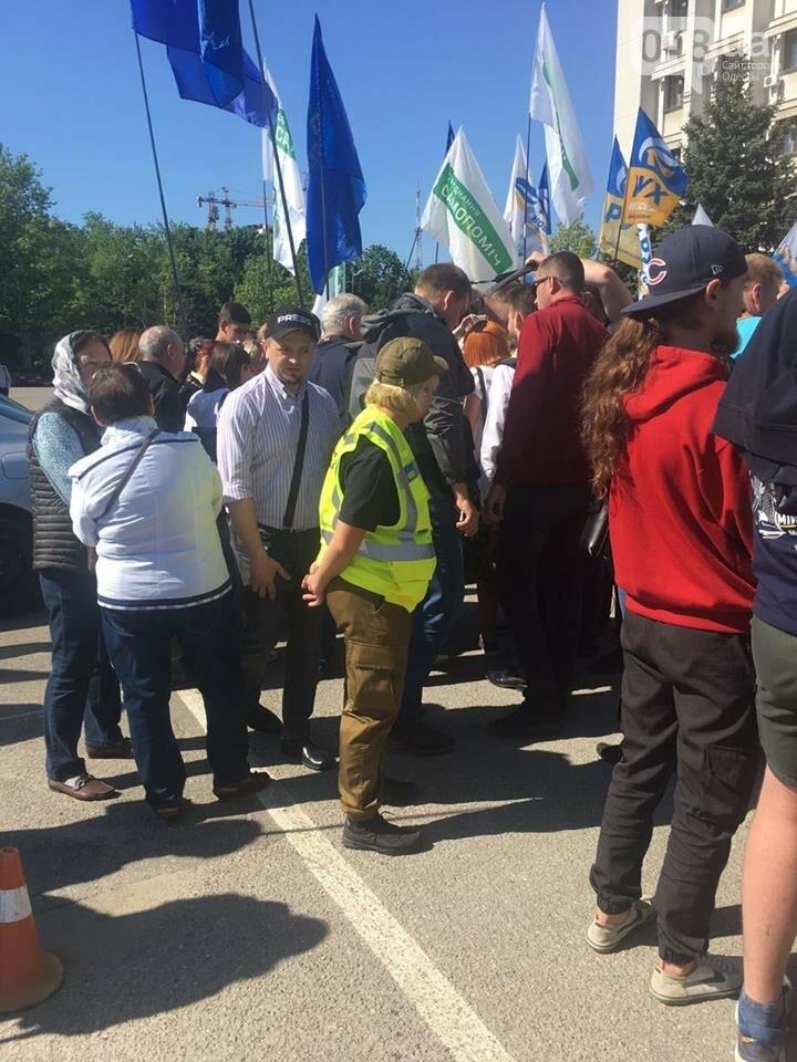 Как в Одессе говорили «Нет» выборам по законам Януковича, - ФОТО, фото-5