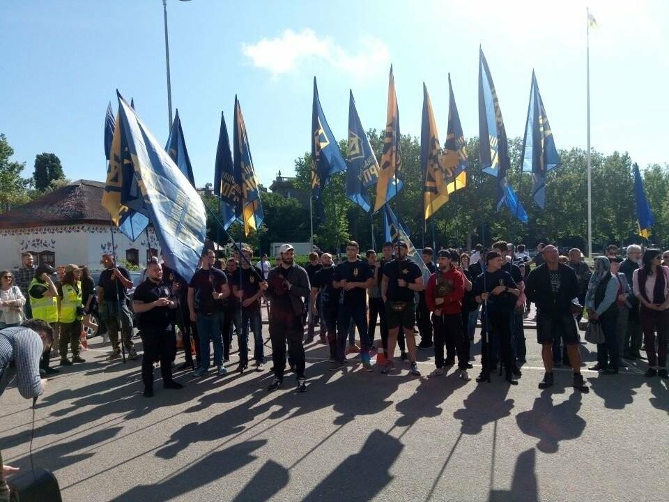 Как в Одессе говорили «Нет» выборам по законам Януковича, - ФОТО, фото-6