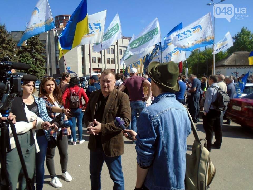 Как в Одессе говорили «Нет» выборам по законам Януковича, - ФОТО, фото-7