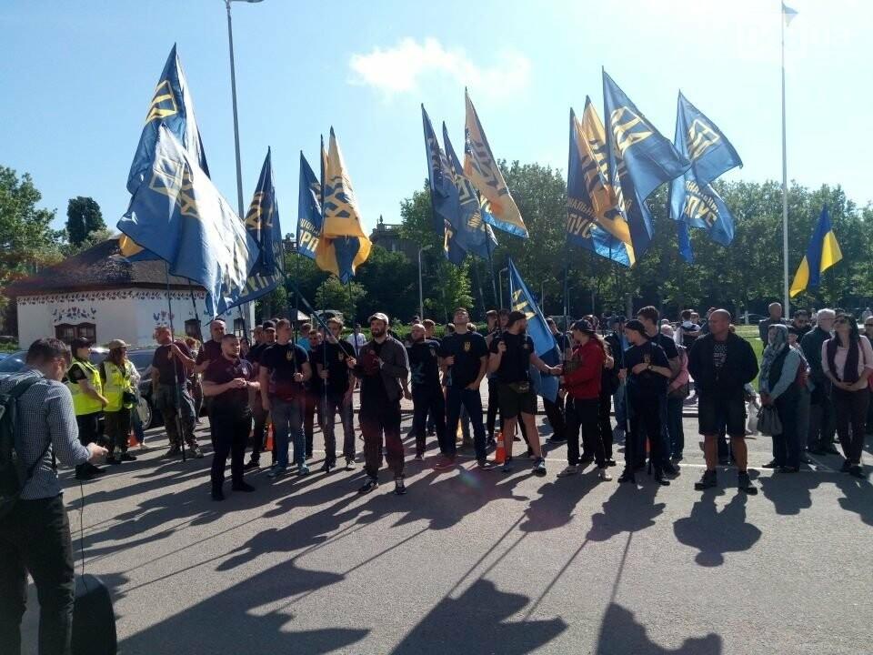 Как в Одессе говорили «Нет» выборам по законам Януковича, - ФОТО, фото-8
