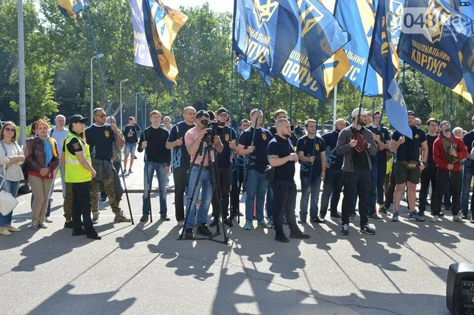 Как в Одессе говорили «Нет» выборам по законам Януковича, - ФОТО, фото-9