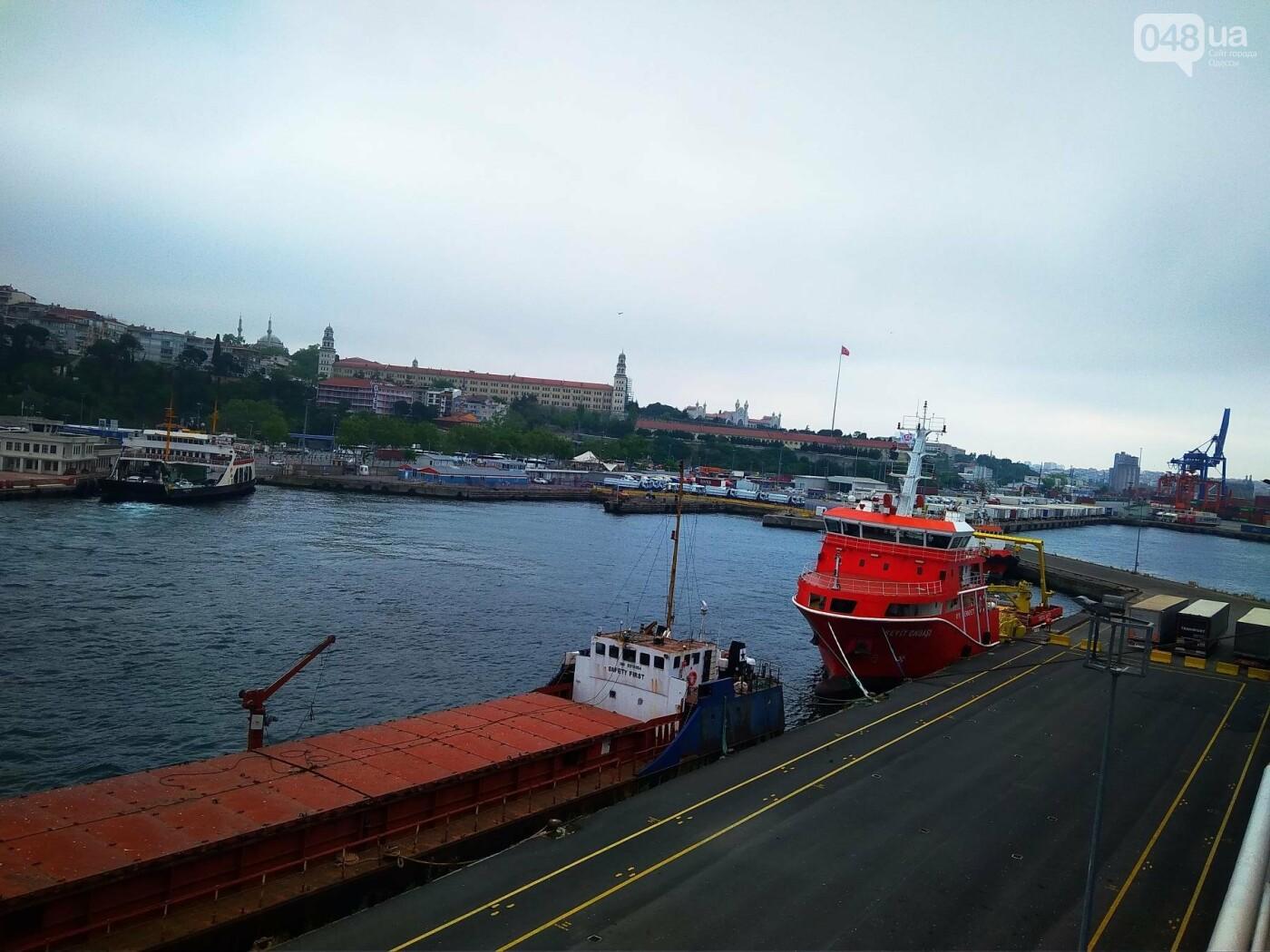 Проверено на себе: Путешествие из Одессы в Стамбул на пароме, - ФОТОРЕПОРТАЖ, фото-4