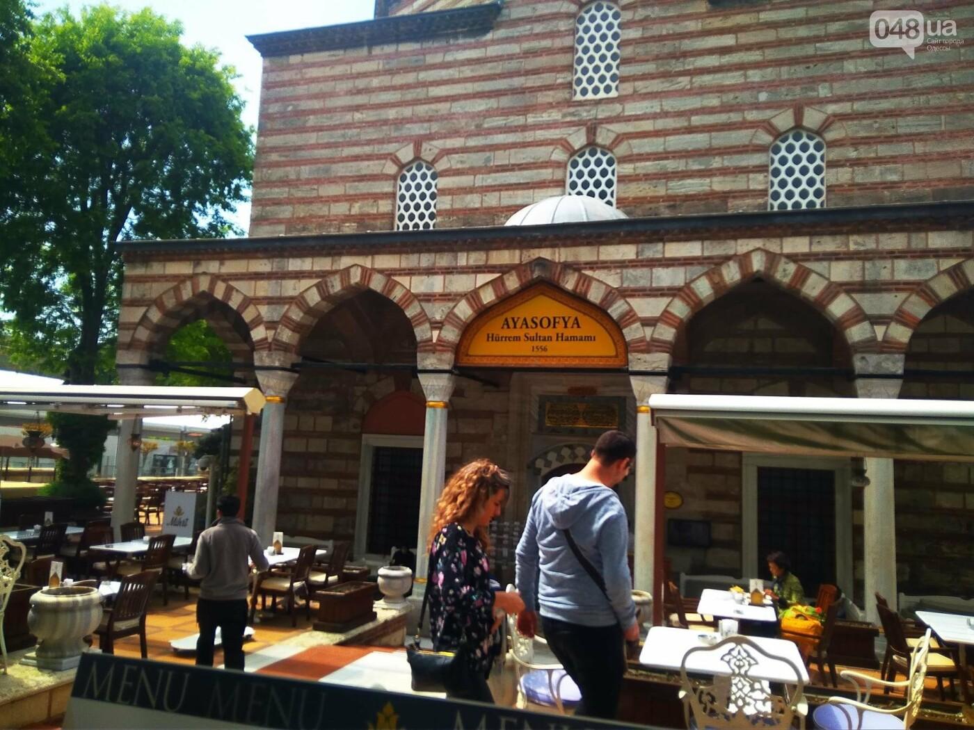Проверено на себе: Путешествие из Одессы в Стамбул на пароме, - ФОТОРЕПОРТАЖ, фото-14