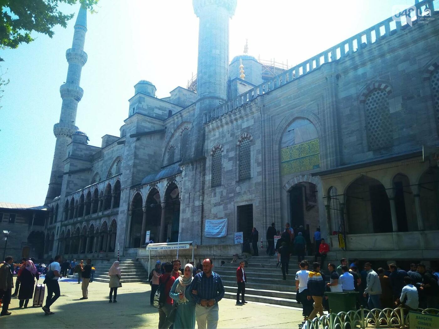 Проверено на себе: Путешествие из Одессы в Стамбул на пароме, - ФОТОРЕПОРТАЖ, фото-17