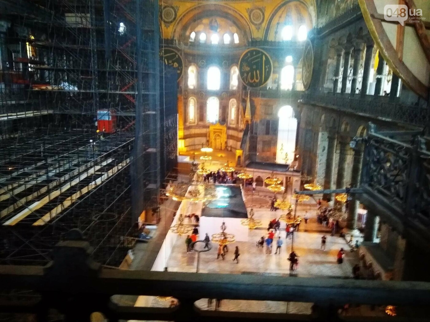 Проверено на себе: Путешествие из Одессы в Стамбул на пароме, - ФОТОРЕПОРТАЖ, фото-12